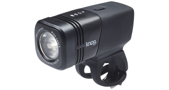 Knog Blinder ARC 220 Forlygte sort sort